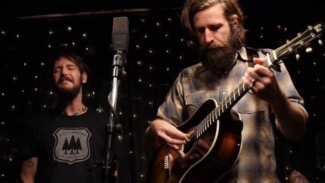 Band Of Horses - No One's Gonna Love You (Live on KEXP) - YouTube | fitness, health,news&music | Scoop.it