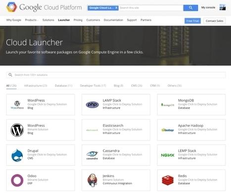 Applications packagées : Google copie OVH, en mieux | Veille Webmarketing et SEO | Scoop.it