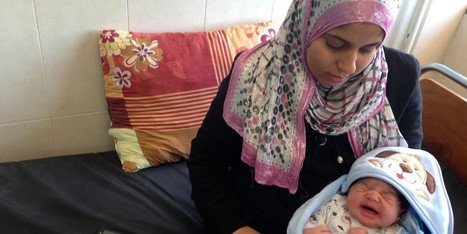 Israel-Gaza Conflict Takes Toll On Pregnant Women - Huffington Post | Conflict and Prejudice | Scoop.it