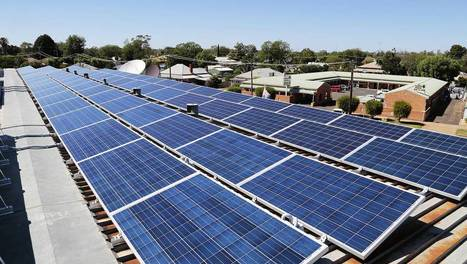 Local club eases costs by installing solar panels - Nyngan Observer | Energy, Carbon and Renewables | Scoop.it