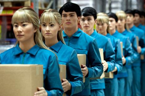 Nézegessen svéd robotnőket! | Sci-Fi Chronicle | Scoop.it