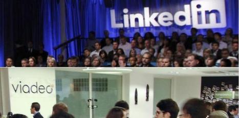 Le français Viadeo peut-il résister à l'américain LinkedIn? | Présent & Futur, Social, Geek et Numérique | Scoop.it
