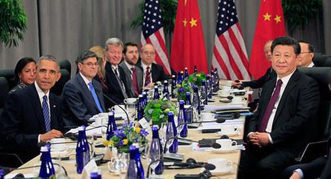 Obama's Last Asian Trip: Dealing with China's and Xi Jinping's Contradictions   Géopolitique des Amériques   Scoop.it