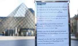 Paris museums to reopen after attacks | BBC | Kiosque du monde : A la une | Scoop.it