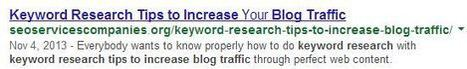Create a Keyword Niche Keep Different in Blog Every Time | Locksmith Nashville TN | Scoop.it