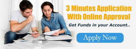 Excellent Financial Backing For Cash Deprived Folk | Online Loans No Credit Check | Scoop.it