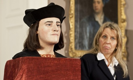 The caricatured King and I: Why PHILIPPA LANGLEY, the author who located the remains of Richard III, wants to restore his reputation | Ricardians | Scoop.it