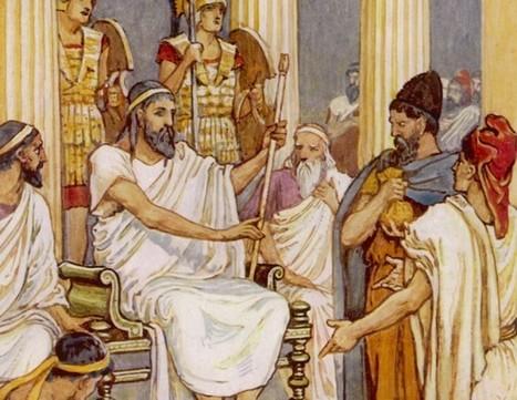 594 av. J.-C. : les Athéniens abolissent leurs dettes | LVDVS CHIRONIS 3.0 | Scoop.it