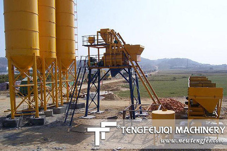 Forced mixer and drum mixer main difference between what areas | Mobile Concrete Mixing Plant | Scoop.it