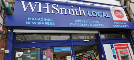 WH Smith sets Local franchise target | Independent Retail News | Scoop.it