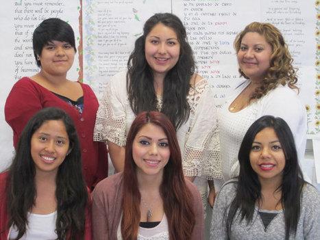 Congratulations to the Calligraphy Students! | El Rancho High School | Scoop.it