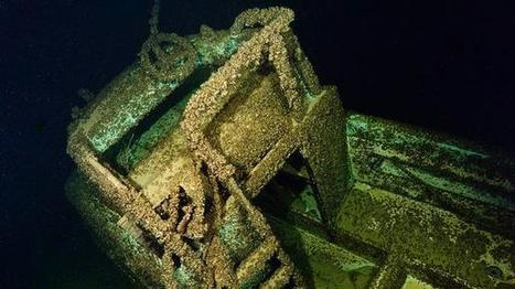 Nevada's secret underwater world - BBC News | DiverSync | Scoop.it