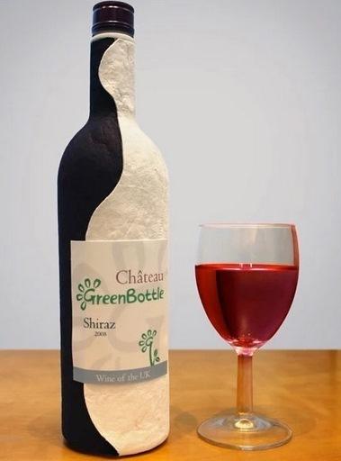 EN ANGLETERRE : LA BOUTEILLE EN CARTON COMME ALTERNATIVE ECOLOGIQUE AU VERRE | Actualités du monde viticole | Scoop.it