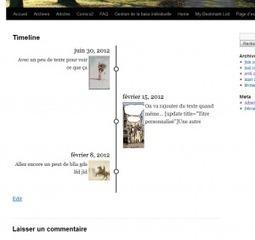 Wordpress Posts Timeline | L'Écho des Plugins WP | Actu High Tech | Scoop.it