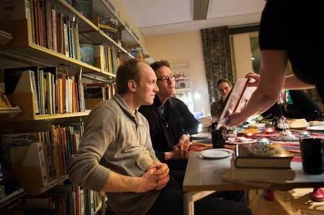 Pappor hämtar läslust | Kirjastoista, oppimisesta ja oppimisen ympäristöistä | Scoop.it