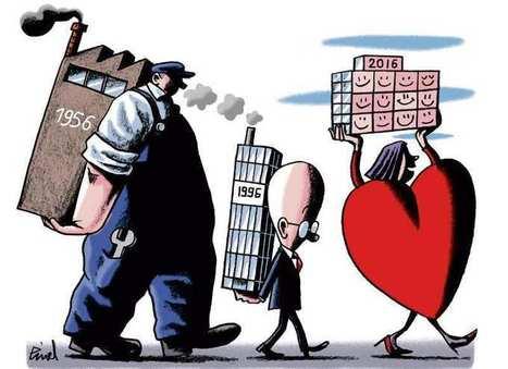 Quand les entreprises embaucheront des coeurs | Managing the Transition | Scoop.it