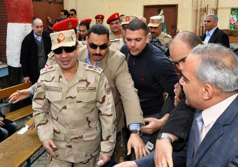 Army chief said to be focused on Egypt's problems - Washington Post | Custom Military Rings | Scoop.it
