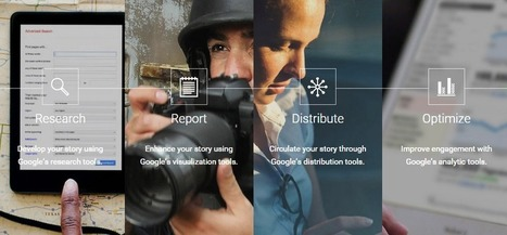 Google Launches 'News Lab' with excellent tools for journalists   internet marketing   Scoop.it