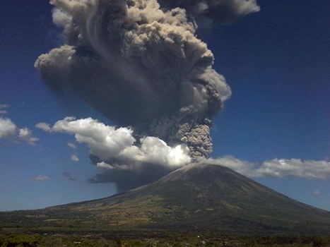 New Explosive Eruption From El Salvador's San Miguel - Wired Science | Libro blanco | Lecturas | Scoop.it