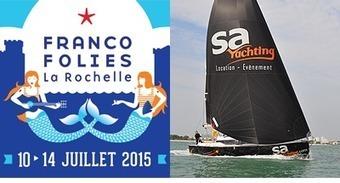 Offrez-vous des Francofolies inoubliables ! | Evénements, séminaires & tourisme d'affaires à La Rochelle | Scoop.it