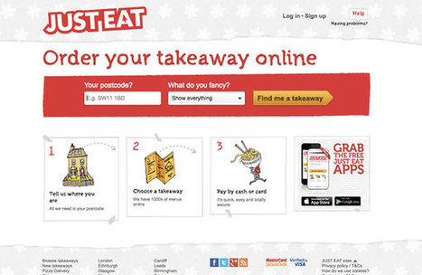 Just Eat Clone - $129M - Ordering online food (and more) system - suits every need in any country! | Food Ordering Online System for Restaurants - Grubhub Justeat Clone | Scoop.it