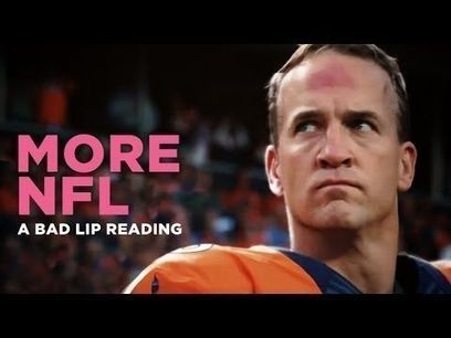 cool | Bad Lip Reading- Watch them at Home | Scoop.it