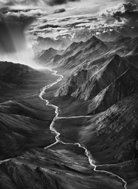 "Sebastião Salgado: ""I had travelled to the dawn of time."" 