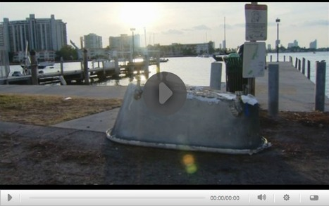 Mysterious bathtub found off coast of South Beach (VIDEO)   The Billy Pulpit   Scoop.it