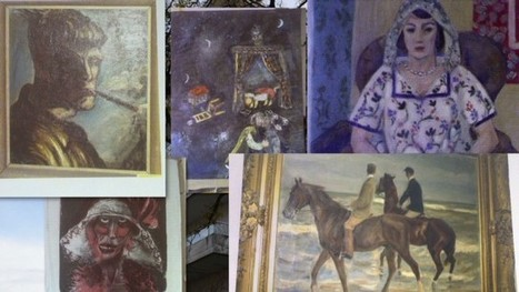 Who were the mystery men behind Germany's 'Nazi-looted' art haul? | Fall Gurlitt | Scoop.it