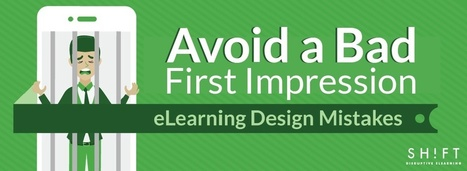 5 eLearning Design Mistakes That Can Ruin a Good First Impression | Zentrum für multimediales Lehren und Lernen (LLZ) | Scoop.it