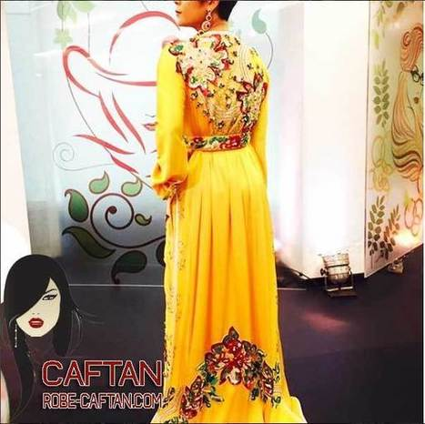 Robe caftan marocain vente enligne | Caftan 2014 | Scoop.it
