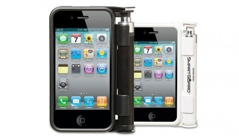 Weaponized iPhone case may be a bit overboard – Apple / Mac Software Updates, News, Apps | Geek.com