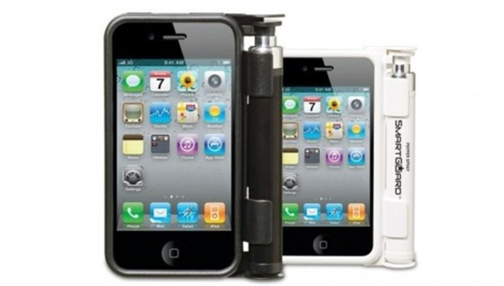 Weaponized iPhone case may be a bit overboard – Apple / Mac Software Updates, News, Apps | Geek.com | Machinimania | Scoop.it