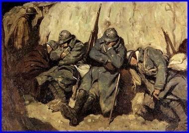 La Grande Guerre en dessins : des artistes pendant la premiere guerre mondiale 14-18 | Histoire de France | Scoop.it