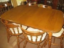 The Types of Dining Tables and Chairs | DirectBuy of Silicon Valley | Scoop.it