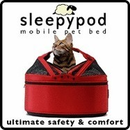 Bicycle Pet Carrier: Turn Your Sleepypod into a Pet Bike Basket | Ask The Cat Doctor | Scoop.it