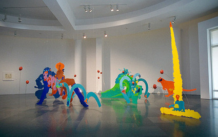 Discovering the World of Contemporary Art in MACBA | Barcelona Life | Scoop.it