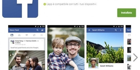 Facebook non funziona sui Samsung Note 3 | WebSecurity IT | Scoop.it