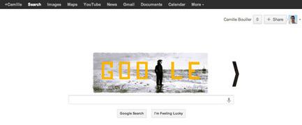 Google expérimente une nouvelle barre de navigation   Web Marketing Magazine   Scoop.it