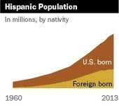 Statistical Portrait of Hispanics in the United States, 1980 – 2013 | Latin American Studies | Scoop.it