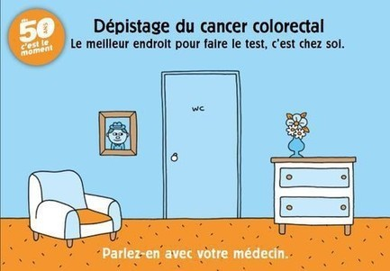 Dépistage du cancer colorectal : les Français privés d'un test plus performant | Seniors | Scoop.it