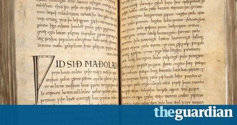 Unesco lists Exeter Book among 'world's principal cultural artefacts'   Palimsesto   Scoop.it
