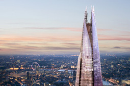Event TV: The View from the Shard | Hot London Venues | Scoop.it