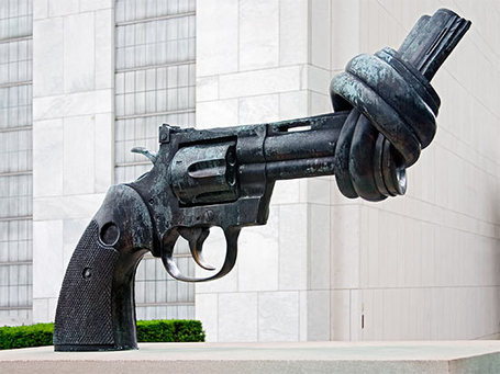 CFR: Don't Worry About Hillary's Small Arms Treaty | MN News Hound | Scoop.it