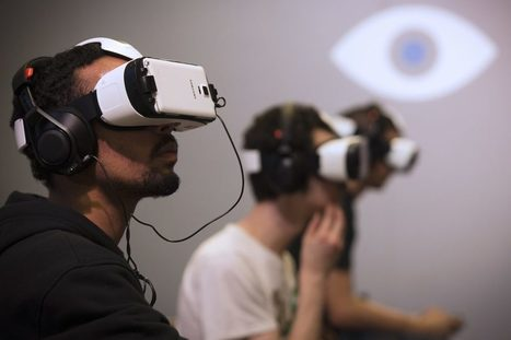 Is virtual reality the next step in education? | Connected_Up | Scoop.it