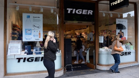 Tiger to open 12 more stores after a roaring trade | Flying Tiger | Scoop.it