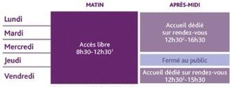 Nouvelles modalités d'accueil dans les agences Pôle Emploi | Formation Auvergne | Culture Mission Locale | Scoop.it