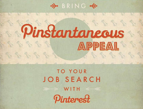 12 consigli per migliorare il tuo job searching con Pinterest | marketing personale | Scoop.it