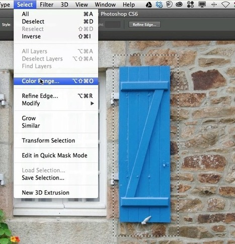 10 Ways to Modify a Selection in Photoshop | Psdtuts+ | Free Photoshop Tutorials | Scoop.it