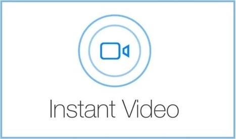 Comment faire un appel vidéo en direct avec Messenger Instant Video | Chiffres et infographies | Scoop.it